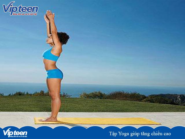 Tư thế đỉnh núi trong Yoga