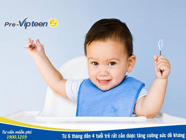 thuốc tăng sức đề kháng cho trẻ tốt nhất