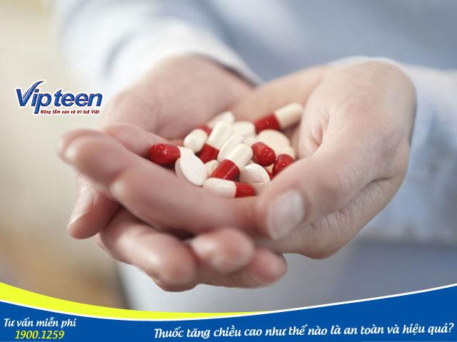 Nên lựa chọn thuốc / TPCN phù hợp với nhu cầu của cơ thể