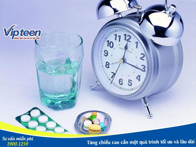 Thuốc giúp tăng chiều cao hiệu quả trong thời gian ngắn