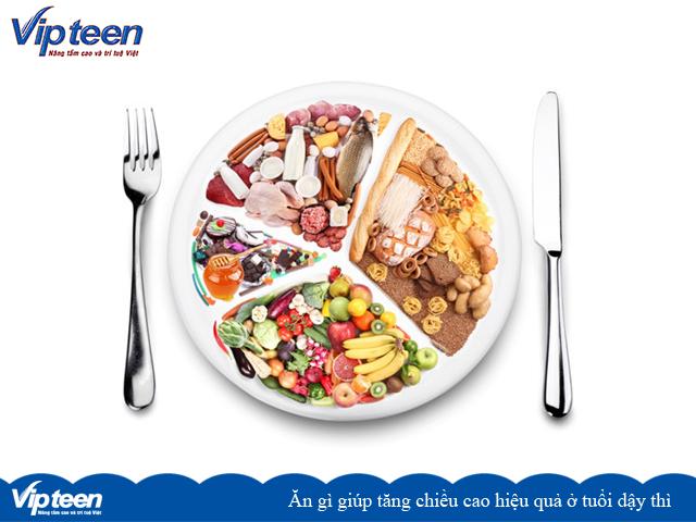 Ăn gì giúp tăng chiều cao ở tuổi dậy thì