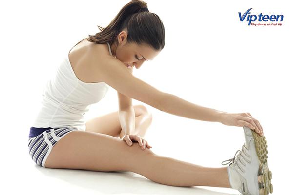 tập thể dục tăng chiều cao cho nữ