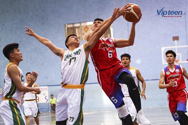 bài tập tăng chiều cao cho nam - bóng rổ