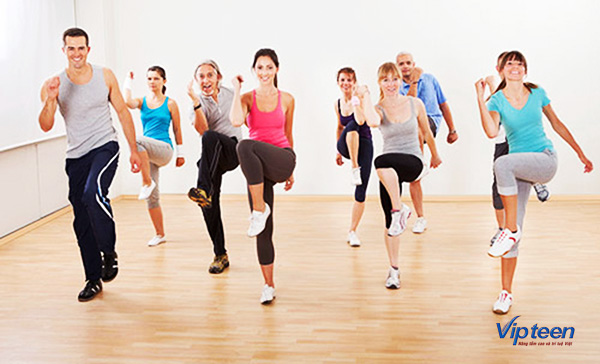 bài tập tăng chiều cao ở tuổi 15 - nhảy một chân