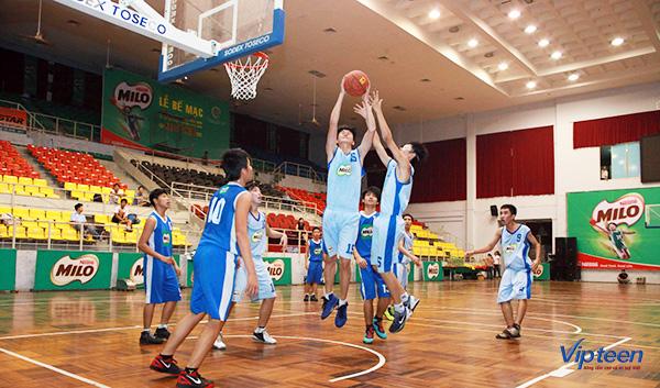 bài tập tăng chiều cao ở tuổi 15 - bóng rổ