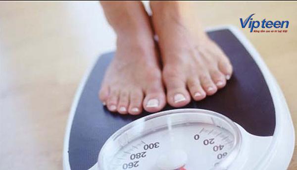 cách tăng chiều cao ở tuổi 15 cho nữ - kiểm soát cân nặng