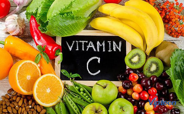 cách tăng chiều cao ở tuổi 16 cho nữ - vitamin c