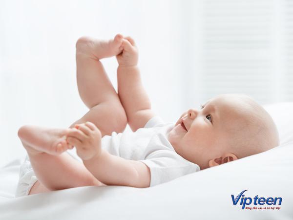 phát triển chiều cao - trẻ sơ sinh