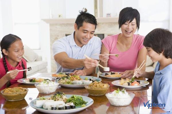 ăn gì để tăng chiều cao tại nhà?