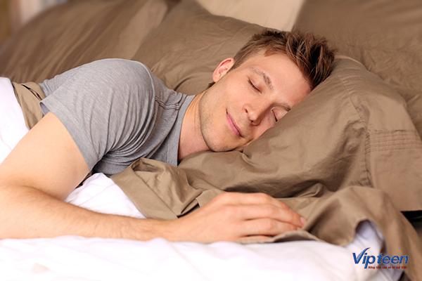 cách tăng chiều cao - ngủ đủ giấc
