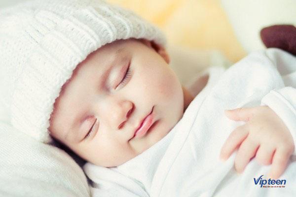 cách tăng chiều cao cho trẻ sơ sinh với giấc ngủ