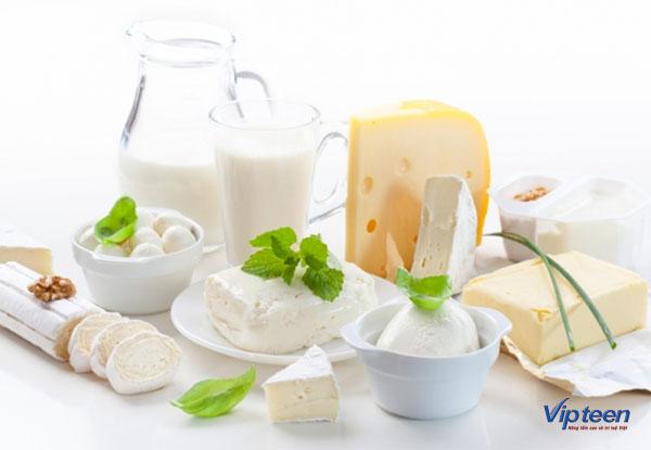 cách tăng chiều cao cho trẻ sơ sinh với sữa