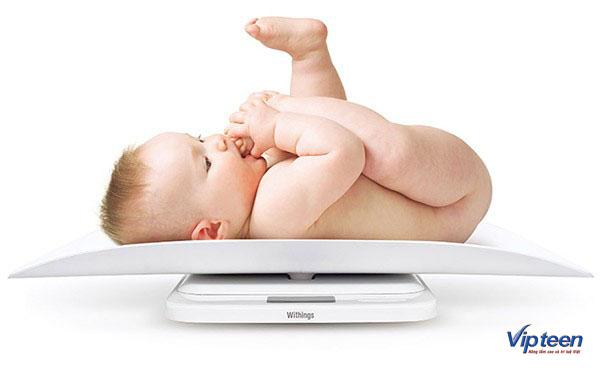 đo chiều cao chuẩn của trẻ sơ sinh