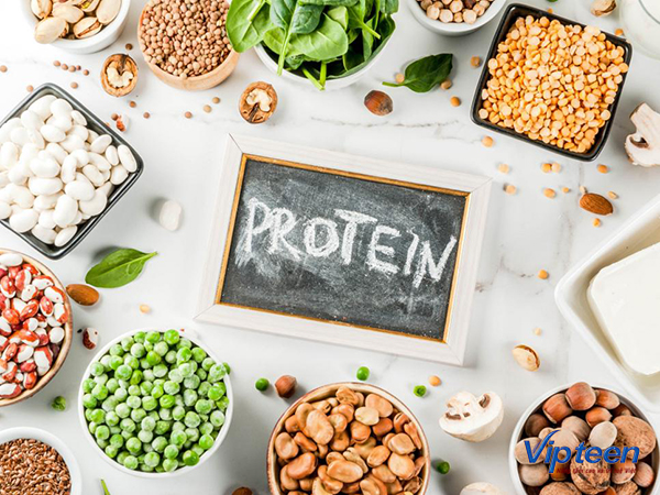 bổ sung protein là cách tăng chiều cao ở tuổi 14