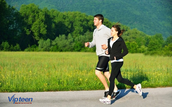 chăm vận động để tăng chiều cao ở tuổi 14