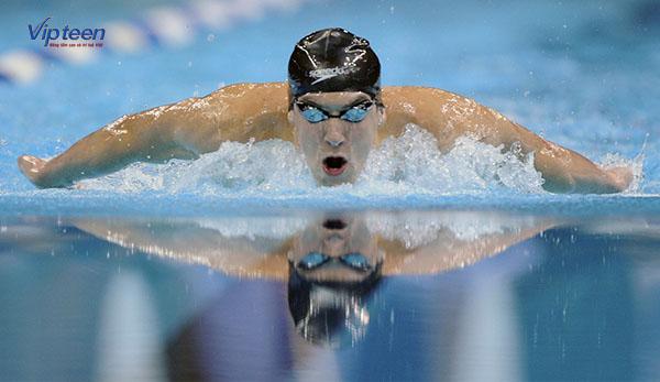 bơi lội là cách tăng chiều cao trong 1 ngày hiệu quả