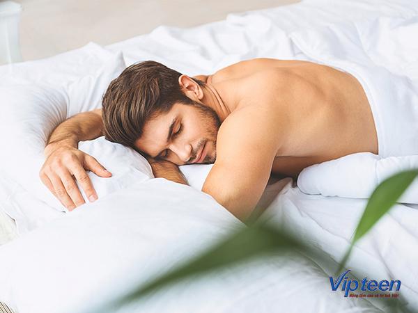 cách tăng chiều cao ở tuổi 15 - ngủ đủ giấc