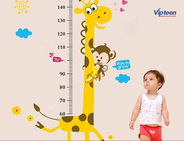 tầm quan trọng của việc tăng chiều cao cho trẻ 3 tuổi