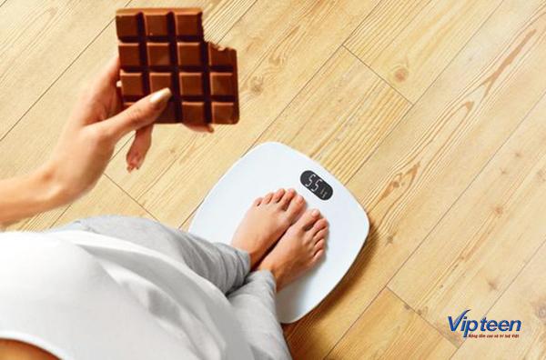 tăng chiều cao ở tuổi 17 nữ - kiểm soát cân nặng