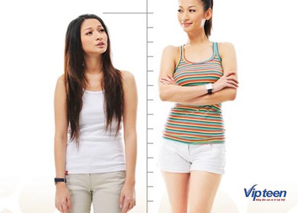 tăng chiều cao ở tuổi 17 nữ có thể không