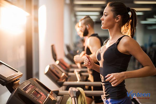 tăng chiều cao ở tuổi 17 nữ - vận động thường xuyên