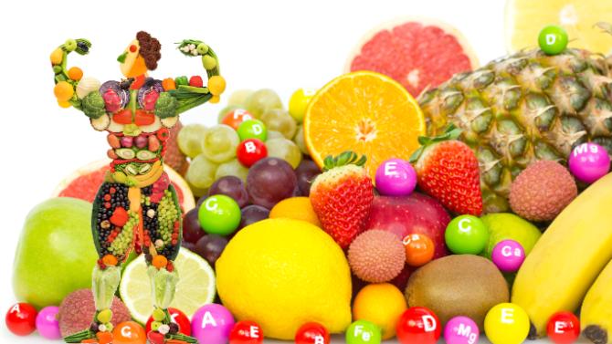 thực đơn tăng chiều cao với vitamin
