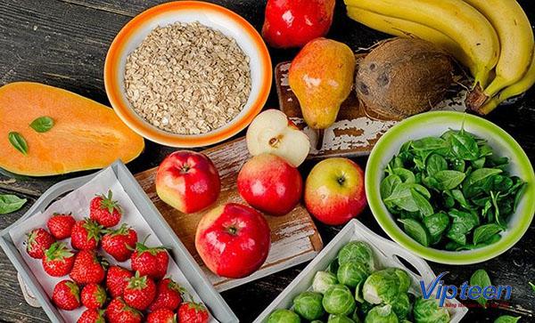 thực phẩm giúp tăng chiều cao ở tuổi dậy thì