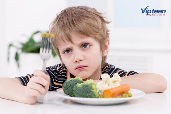cần tránh gì trong thực phẩm tăng chiều cao cho bé