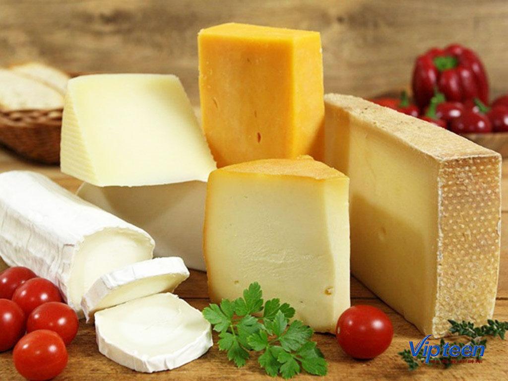 thực phẩm tăng chiều cao cho trẻ chứa nhiều chất béo