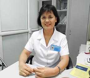 Thầy thuốc ưu tú - Ths.Bs Lê Thị Hải