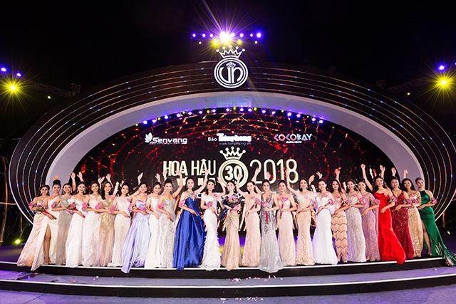 25 thí sinh miền Bắc vào Chung kết HHVN 2018 với chiều cao vượt trội, vóc dáng chuẩn