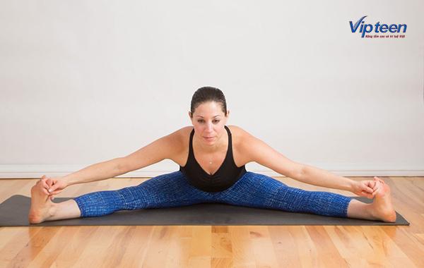 cách tăng chiều cao ở tuổi 17 - giãn cơ chân