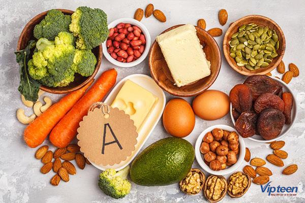 cách tăng chiều cao ở tuổi 17 với vitamin
