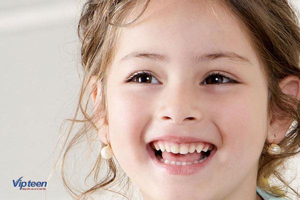 dấu hiệu chậm mọc răng vĩnh viễn