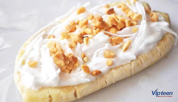 món ăn giúp tăng chiều cao - kem chuối