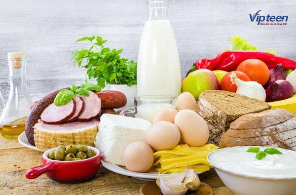 phương pháp tăng chiều cao với dinh dưỡng