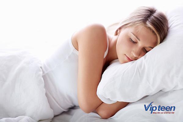 phương pháp tăng chiều cao với giấc ngủ