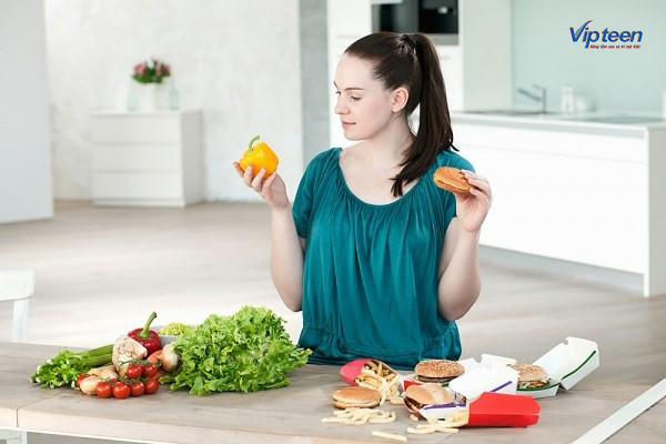 thức ăn giúp tăng chiều cao cho người trưởng thành