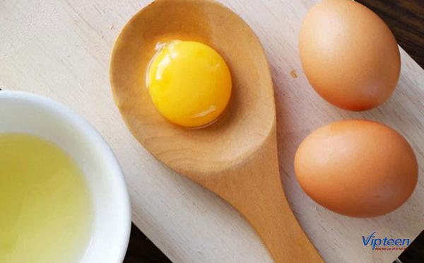 thức ăn giúp tăng chiều cao - trứng