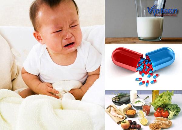 biểu hiện suy dinh dưỡng nặng đó là rối loạn tiêu hóa