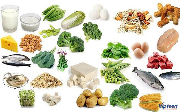 cách bổ sung canxi và vitamin d cho trẻ từ thực phẩm