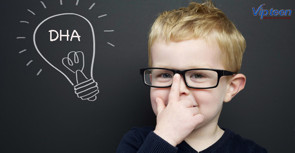 dha giúp trí não trẻ phát triển hơn rất nhiều