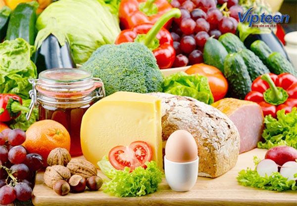 Thực đơn dinh dưỡng cho trẻ suy dinh dưỡng nặng