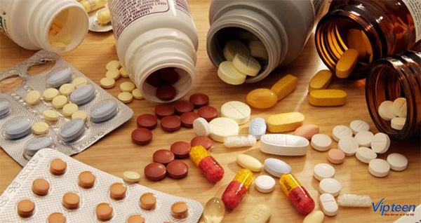 thuốc uống bổ sung canxi có nhiều loại
