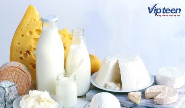 Tránh uống Canxi với sữa