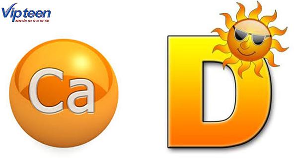 Uống Canxi và Vitamin D cùng lúc mang lại nhiều lợi ích