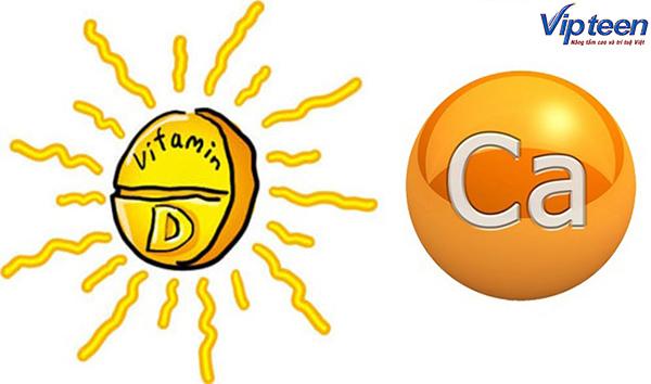 Uống Canxi và Vitamin D cùng lúc có được không?