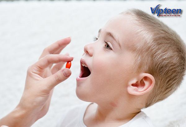 thuốc uống cần bổ sung đúng liều lượng