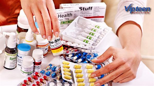 Bổ sung Canxi bằng các loại chế phẩm thuốc