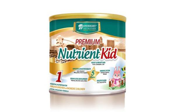 Nutrient Kid là sự lựa chọn hoàn hảo cho trẻ suy dinh dưỡng còi xương
